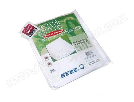 Protège-oreiller molleton 100/% coton imperméable respirant qualité pro