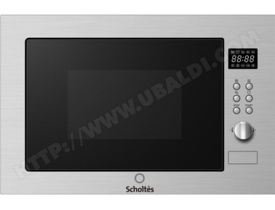 Scholtes schmw242 1x pas cher micro ondes grill - Micro onde grill encastrable ...