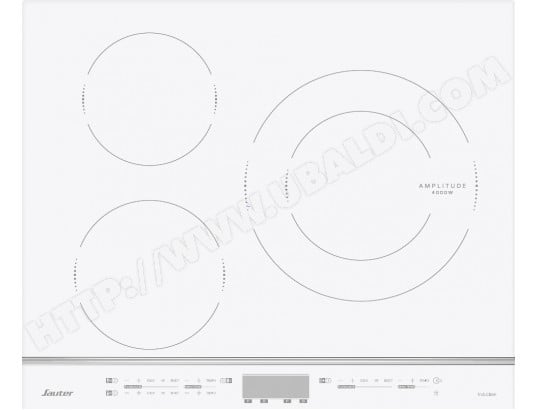 acheter populaire 0d41c c8232 Avis Plaque induction SAUTER SPI4360W : Test, Critique et Note