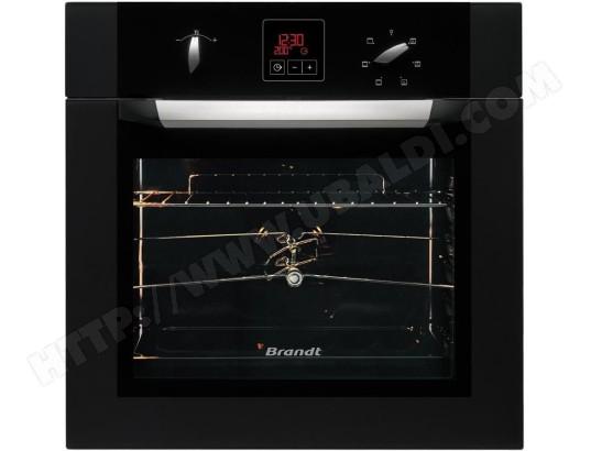 brandt fp664bf1 pas cher four encastrable pyrolyse brandt livraison gratuite. Black Bedroom Furniture Sets. Home Design Ideas