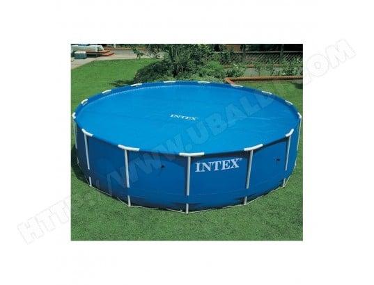 b che bulles ronde pour piscines diam tre 4 57 m intex. Black Bedroom Furniture Sets. Home Design Ideas