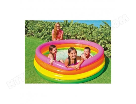 Piscine ronde pour enfants Sunset Glow Intex INTEX JJ56441