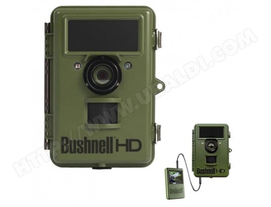 BUSHNELL TROPHY CAM 14MP Natureview HD avec live view Vert (119740) BUSHNELL MA-69CA4__BUSH-GM3E0