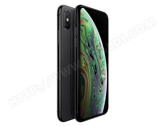 iPhone APPLE iPhone XS Max 64 Go Gris sidéral