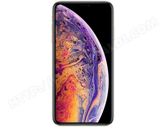 iPhone APPLE iPhone XS 512Go Gold
