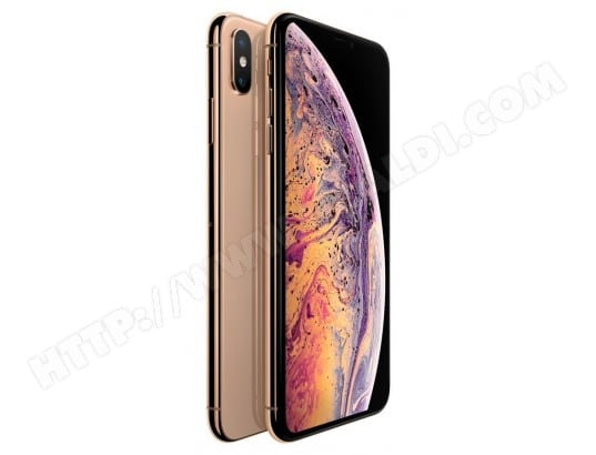 iPhone APPLE iPhone XS Max 512 Go Or