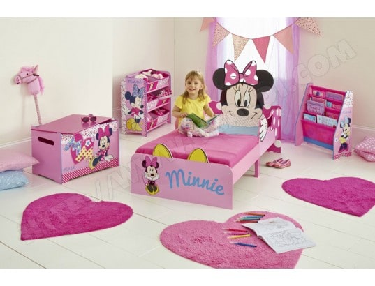 lit enfant room studio lit minnie 70x140 865196 - Lit Minnie