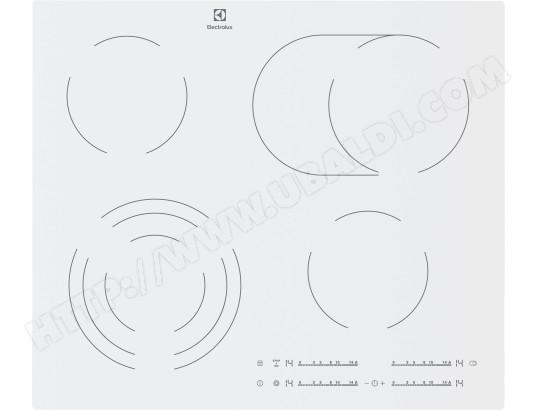 electrolux ehf6547iw1 plaque vitroceramique pas cher. Black Bedroom Furniture Sets. Home Design Ideas