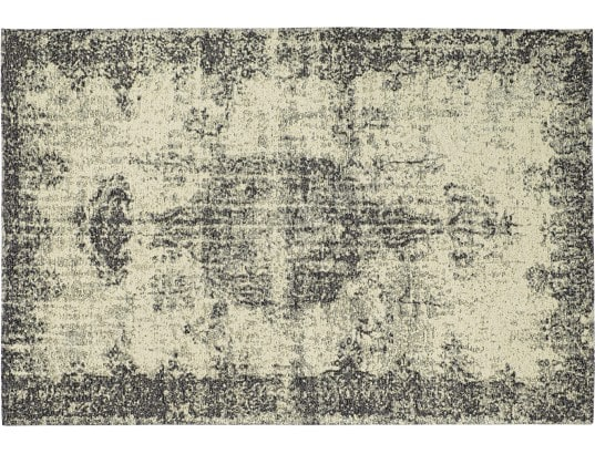 tapis ub design dco tapis 200x285 dark grey 27e - Tapis Deco