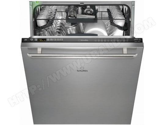 scholtes lteh123l lave vaisselle tout integrable 60 cm scholtes livraison gratuite. Black Bedroom Furniture Sets. Home Design Ideas