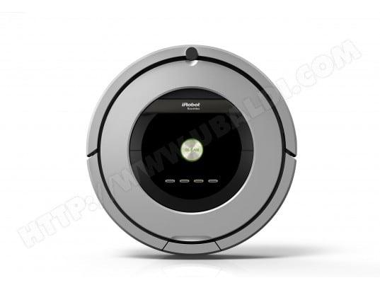 avis aspirateur robot irobot roomba 886 test critique et note. Black Bedroom Furniture Sets. Home Design Ideas