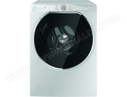 HOOVER AWMPD410LH81S Pas Cher - Lave linge Frontal HOOVER ... 7feae36dc88b