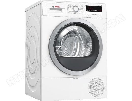 bosch wtr85v01ff pas cher s che linge condensation bosch livraison gratuite. Black Bedroom Furniture Sets. Home Design Ideas