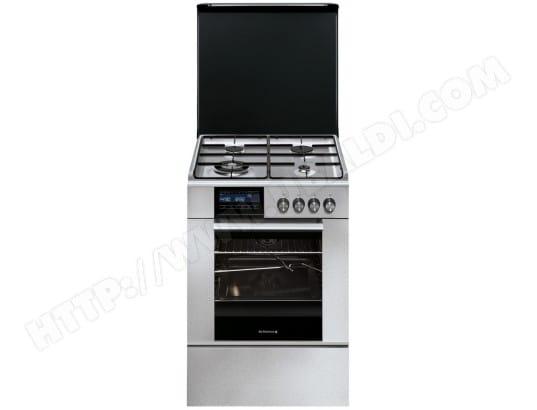 de dietrich dcm1550x pas cher cuisiniere mixte de. Black Bedroom Furniture Sets. Home Design Ideas