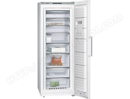 Avis cong lateur armoire siemens gs58naw41 test critique et note - Test congelateur armoire ...