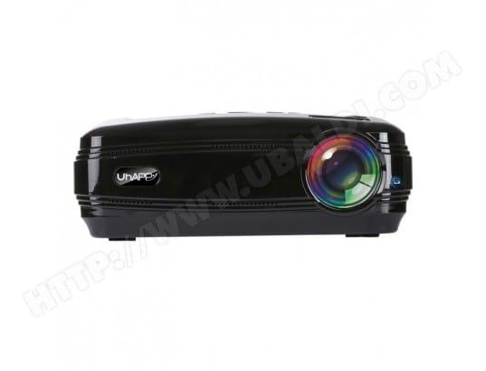 Ma Wewoo 3200lm 1080p 80ca1vide Led Noir OjdvpVidéoprojecteur RLq543Aj