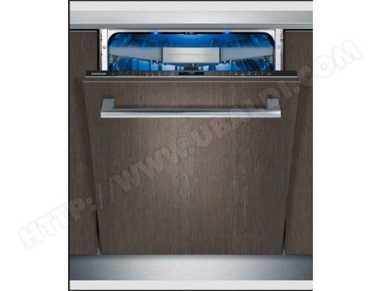 siemens sn678x26te lave vaisselle tout integrable 60 cm