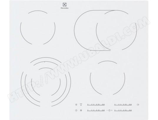 Electrolux E6154iow Plaque Vitroceramique Pas Cher