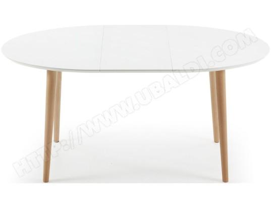 Ensemble Table Et Chaises LF Table Oakland Ovale 4 Chaises Aura