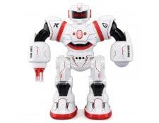 Robot rouge JJR / C R3 CADY WILL Gesture Capteur de Contrôle Intelligent Combat RC Dancing Jouet avec Lumière LED, Trois Mode: Télécommande, de Gestes, Jeu Tactile WEWOO MA-80CA310ROBO-6KM7S