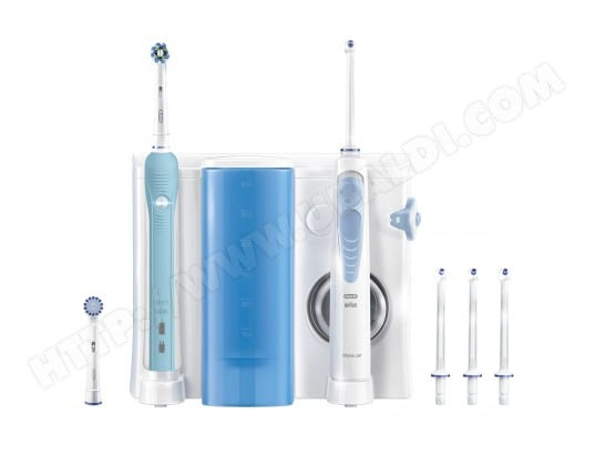 Combiné dentaire ORAL B Waterjet Pro 700 OC16.525.1u Oral B