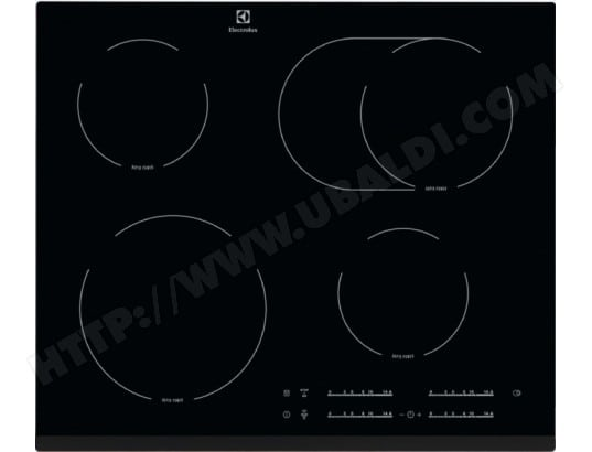electrolux e6154fhk plaque vitroceramique pas cher. Black Bedroom Furniture Sets. Home Design Ideas