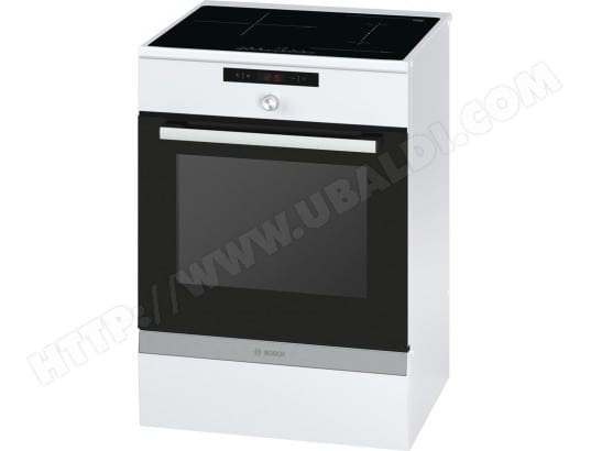 à bas prix 6e1de e898a BOSCH HCA857320F Pas Cher - Cuisiniere induction BOSCH ...
