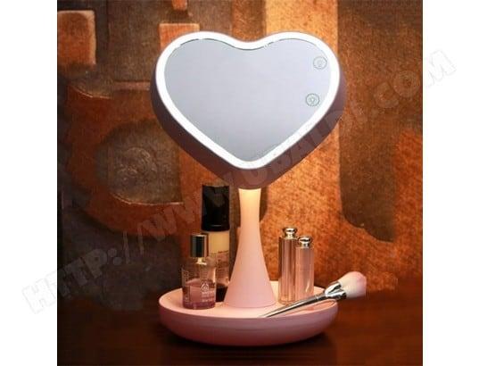 Rose Miroir De Cher 3 En 1 Forme Ma 80ca123miro Wewoo B2mxd Pas 6f7bgYy