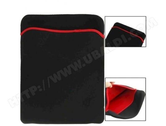 4999df4aba Sacoche pour ordinateur portable noir 15 pouces Sac étui souple WEWOO  MA-80CA52_SACO-K7F46