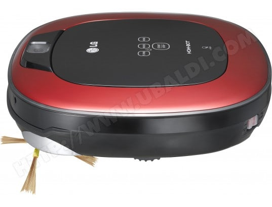 LG VR8600RB Pas Cher Aspirateur robot Livraison Gratuite