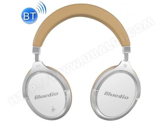 Oreillette Bluetooth Blanc Pour Iphone Samsung Xiaomi Htc Et