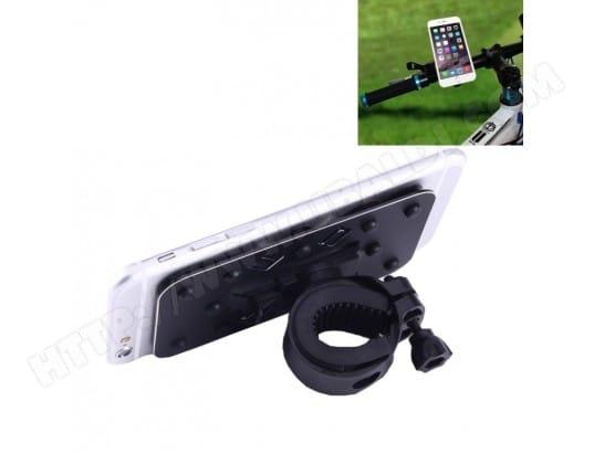 Support Vélo noir Multi-fonction Universel 360 Degrés Rotatif de Bicyclette  Téléphone portable avec Little 0bd9a531de5
