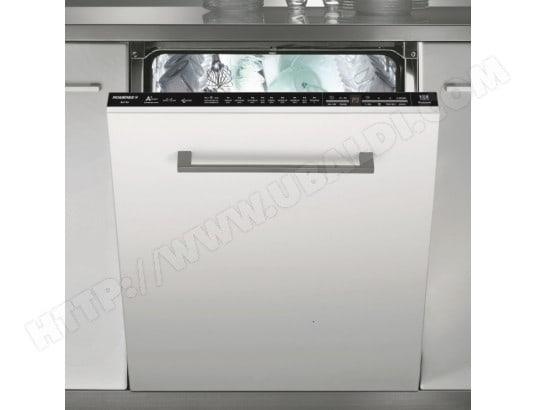 rosieres rlf99 lave vaisselle tout integrable 60 cm. Black Bedroom Furniture Sets. Home Design Ideas