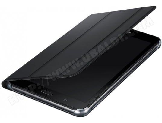 etui tablette samsung book cover noir pour galaxy tab 6 7 39 39 pas cher. Black Bedroom Furniture Sets. Home Design Ideas