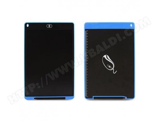 Tablette graphique bleu pour bureau à domicile Écriture dessin