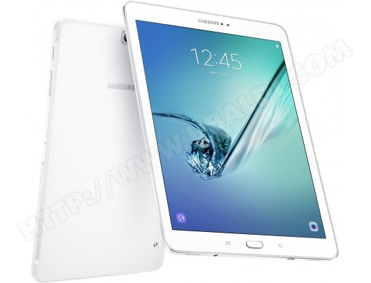 Tablette tactile SAMSUNG Galaxy Tab S2 9,7'' Wifi 32Go White