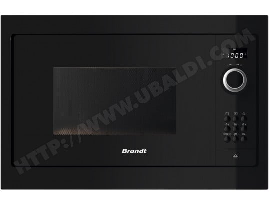 brandt bms6115b pas cher micro ondes encastrable brandt. Black Bedroom Furniture Sets. Home Design Ideas