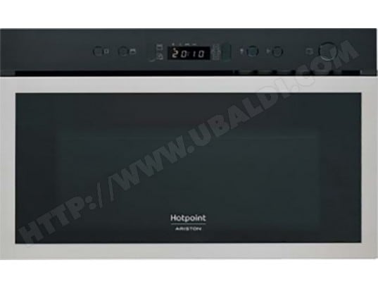 hotpoint ariston mn613ixha pas cher micro ondes grill. Black Bedroom Furniture Sets. Home Design Ideas