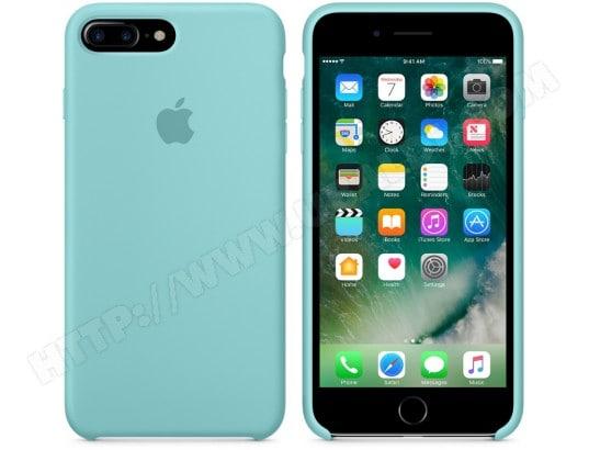 coque iphone 7 motif bleu