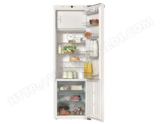 revendeur caee6 19453 MIELE K37282IDF Pas Cher - Réfrigérateur encastrable 1 porte ...