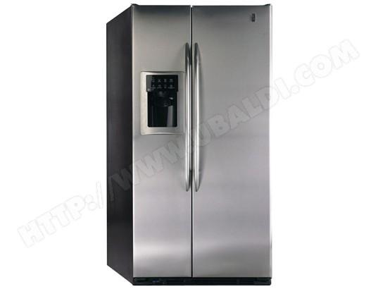 GENERAL ELECTRIC PCE23NGF Pas Cher - Réfrigérateur américain GENERAL ...