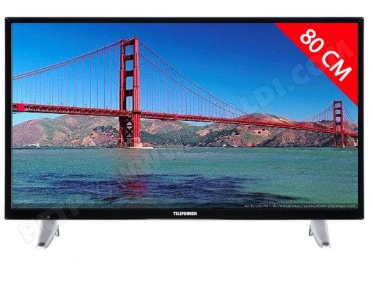 TELEFUNKEN F32NF02C16 - TV LED 80 cm - Livraison Gratuite