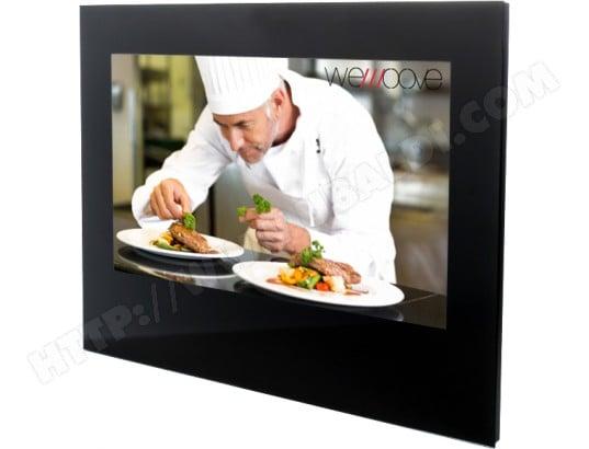 Wemoove Tv Encastrable Dans Meuble De Cuisine Wmbftv220sk Tv Led