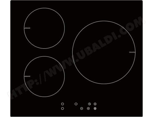 design intemporel f161d f9912 CALIFORNIA HI3-1 - Plaque induction Pas Cher