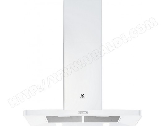 Electrolux Eff90462ow Serie 600 90 Cm Noire Pas Cher Hotte