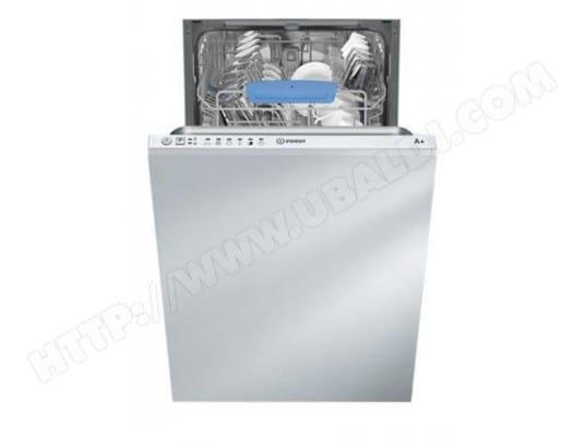 indesit disr16m19aeu lave vaisselle tout integrable 45. Black Bedroom Furniture Sets. Home Design Ideas
