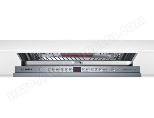 Bosch Smv46mx04e Lave Vaisselle Tout Integrable 60 Cm Bosch
