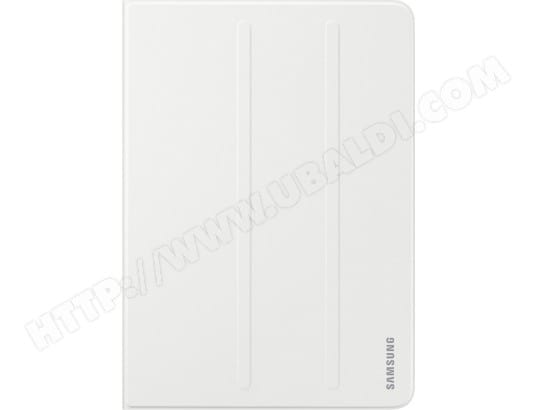 Etui tablette SAMSUNG Book Cover blanc pour Tab S3 9.7''