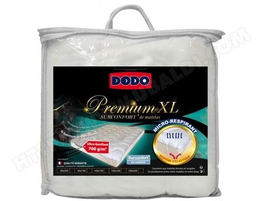 sur matelas dodo premium xl 140x190 lastiques de coins pas cher. Black Bedroom Furniture Sets. Home Design Ideas