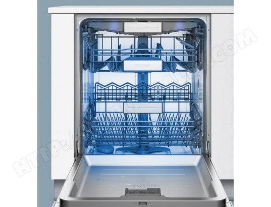 Siemens Sn578s36te Lave Vaisselle Tout Integrable 60 Cm Siemens